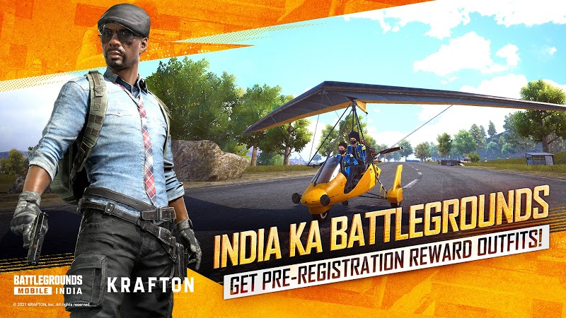 download battlegrounds mobile india mod full