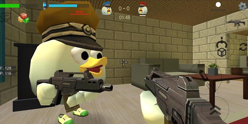 download chicken gun apk