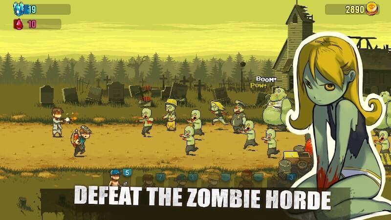 download dead ahead zombie warfare apk