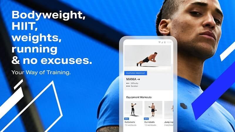 download freeletics training coach apk