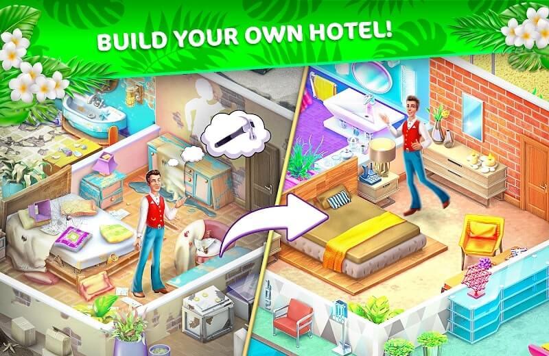 download hidden hotel mod money