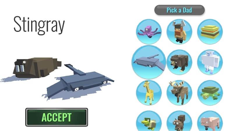 download hybrid animals mod apk