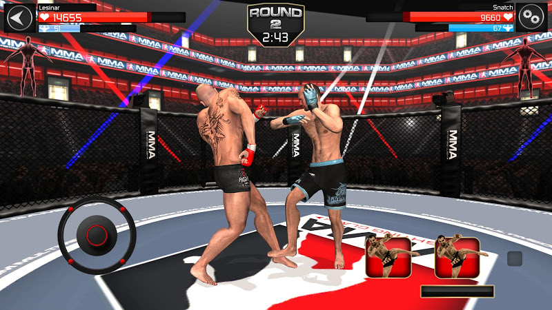 download mma fighting clash apk