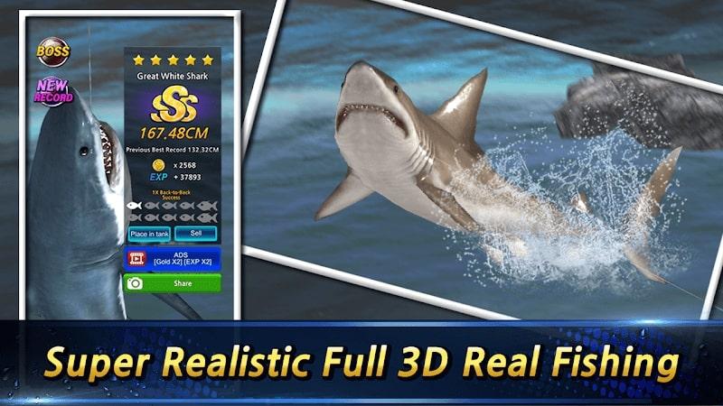 download monster fishing 2021 mod apk