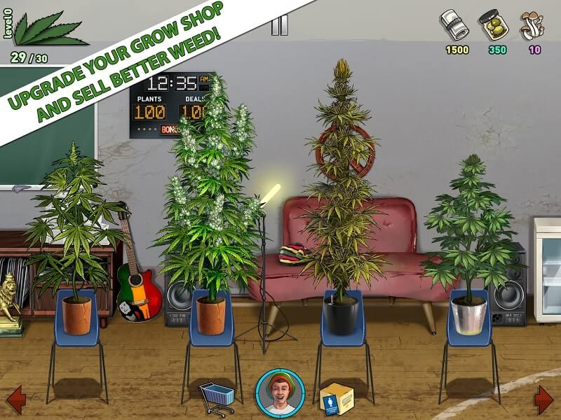 download weed firm 2 mod money