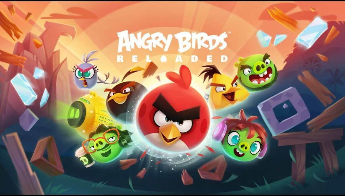 cover angry birds reloaded