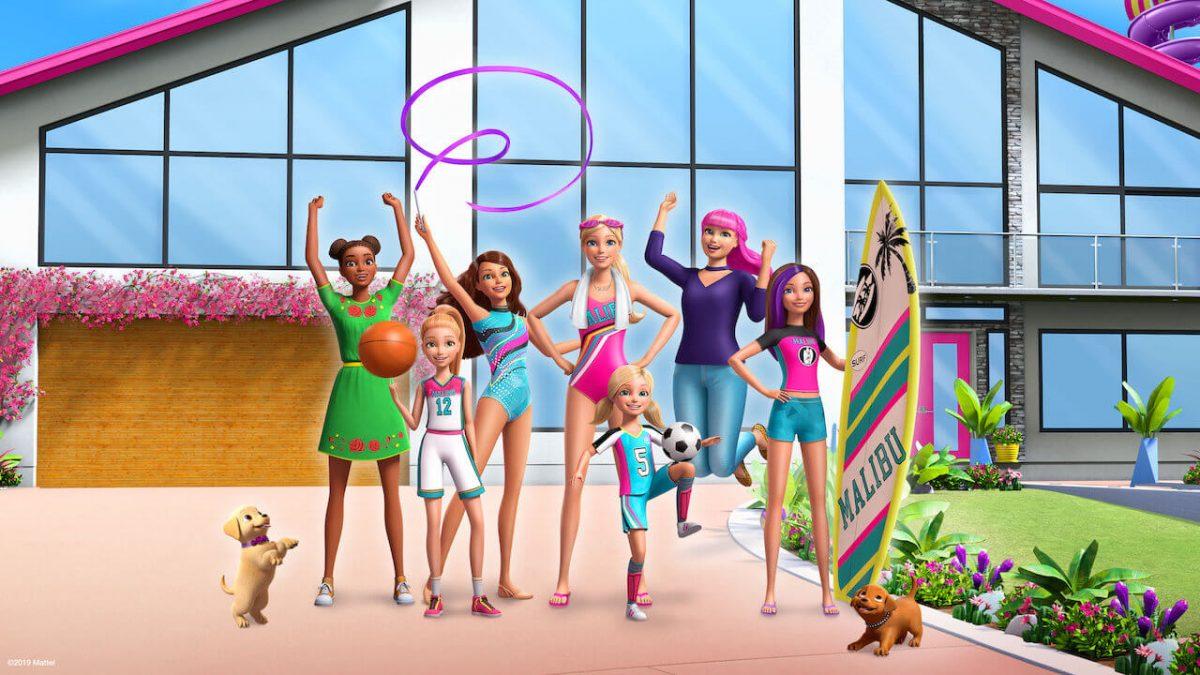 cover barbie dreamhouse adventures