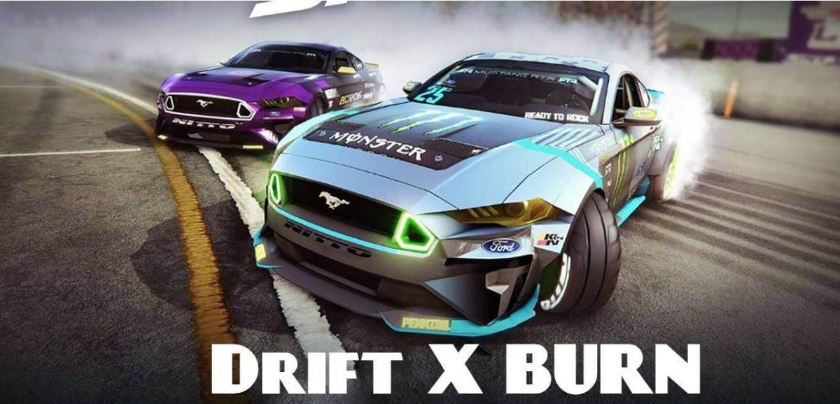 cover drift x burn