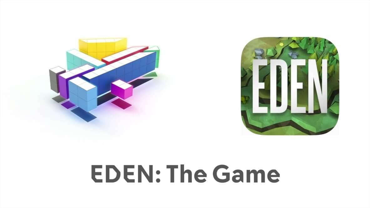 cover eden the game