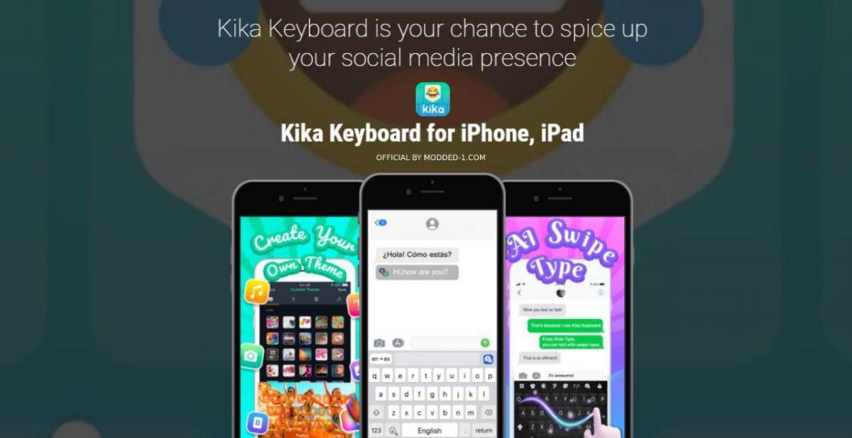 cover kika keyboard 2021