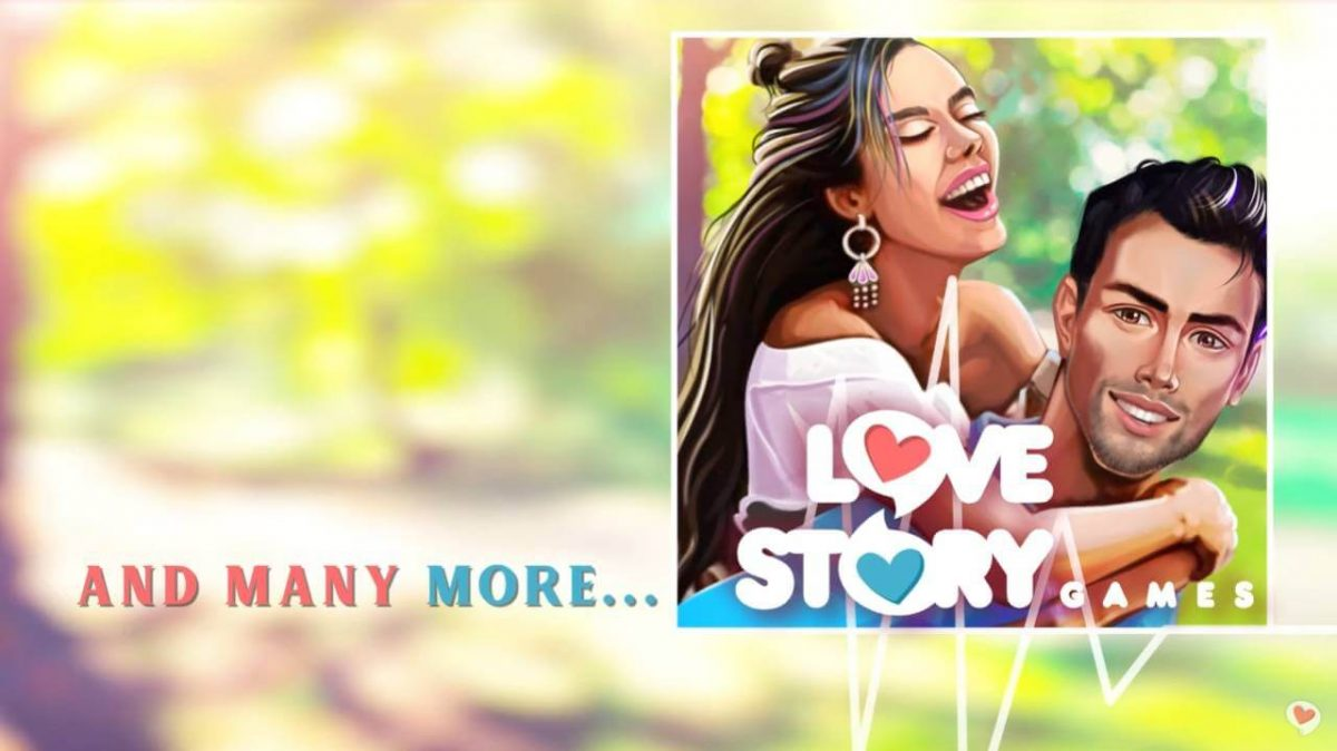 cover love story interactive stories