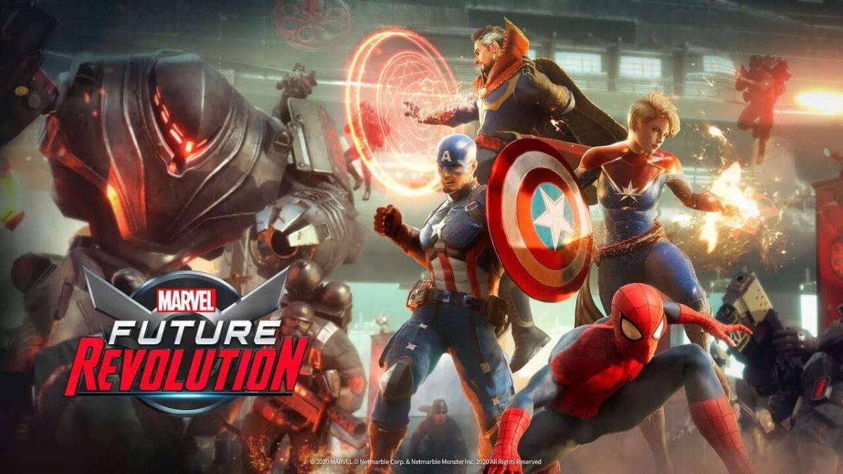 cover marvel future revolution