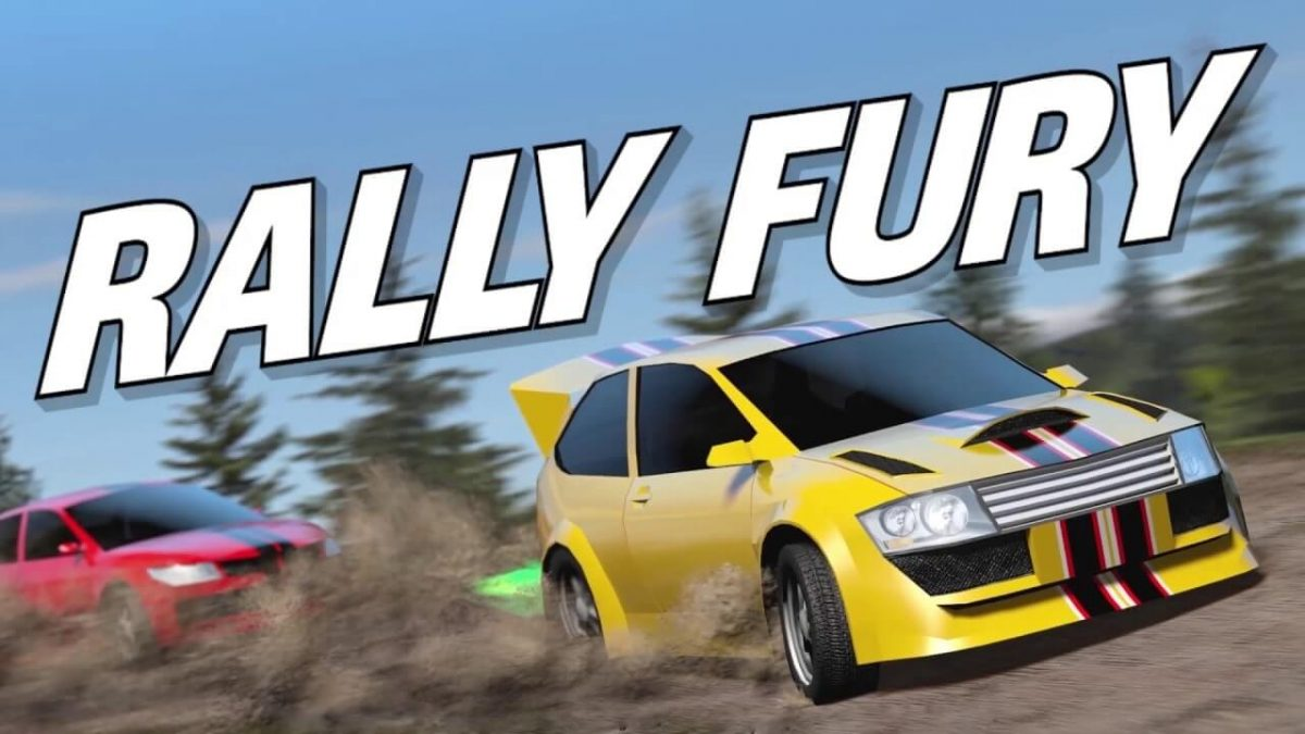 cover rally fury