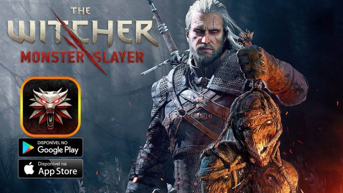 cover the witcher monster slayer