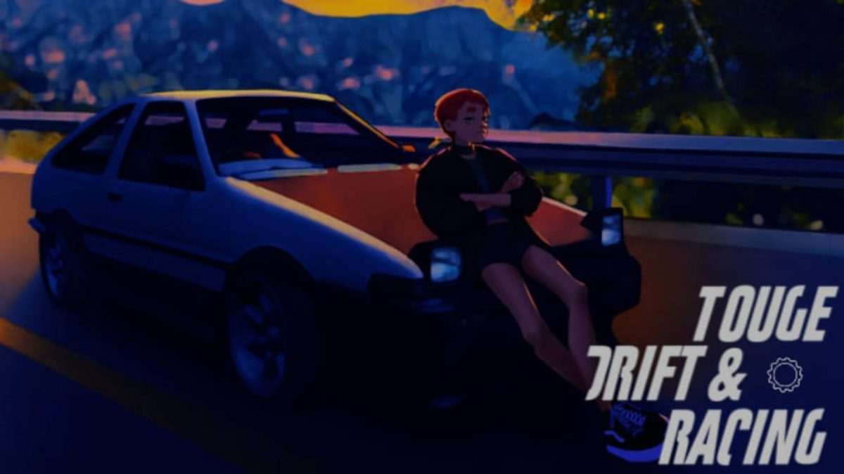 cover touge drift racing