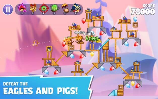 download angry birds reloaded mod money