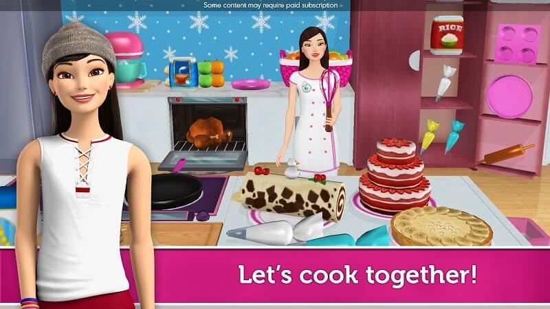 download barbie dreamhouse adventures mod apk