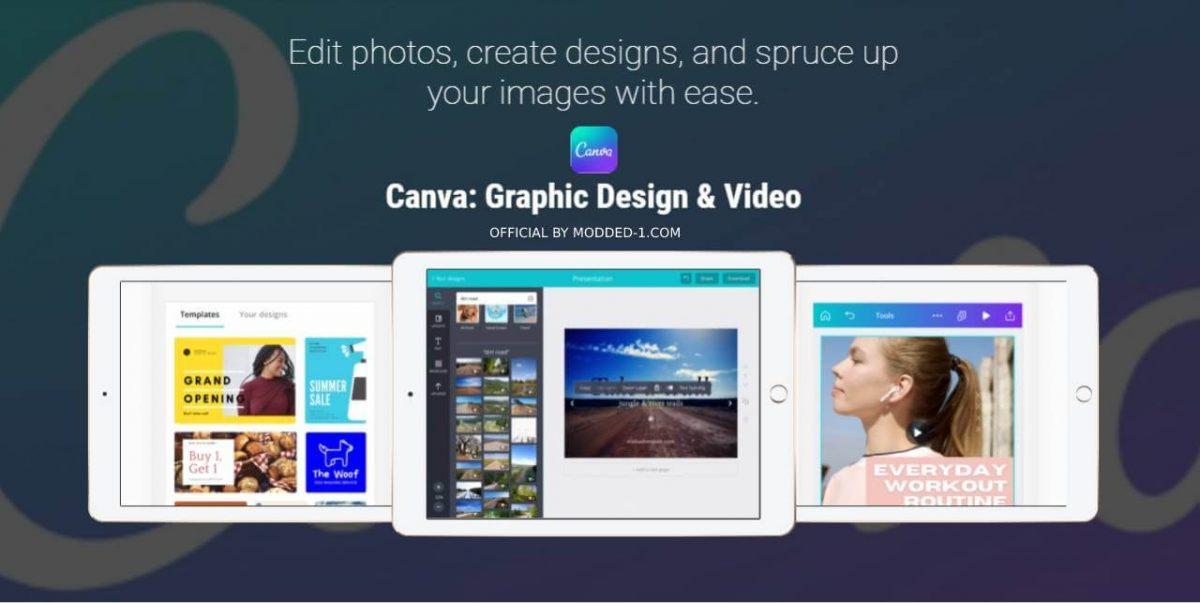 download canva mod apk