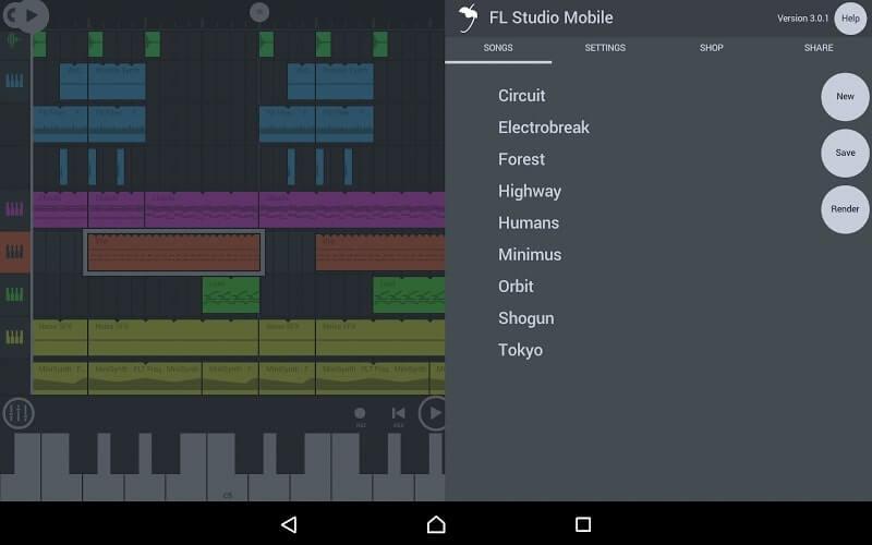download fl studio mobile mod apk
