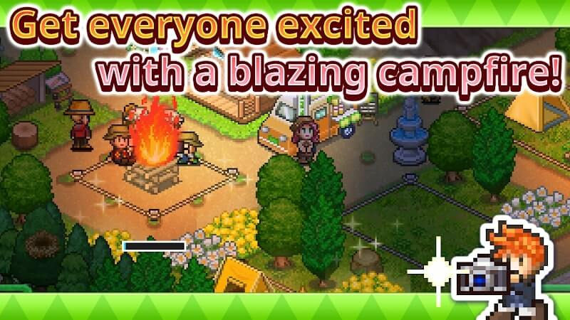 download forest camp story apk