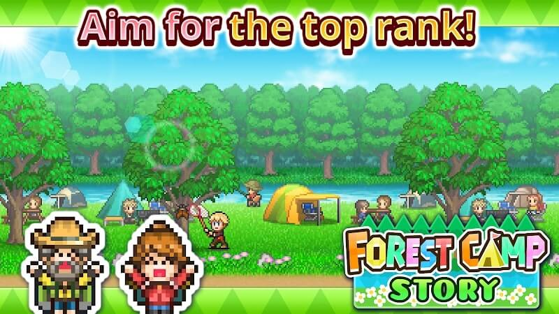 download forest camp story mod money