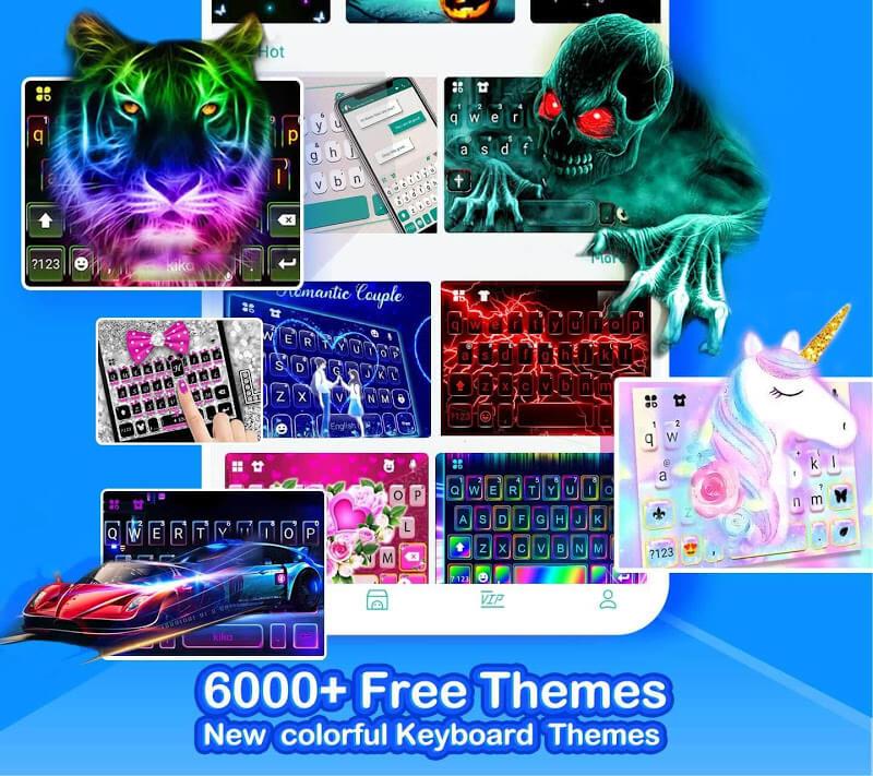 download kika keyboard 2021 mod apk