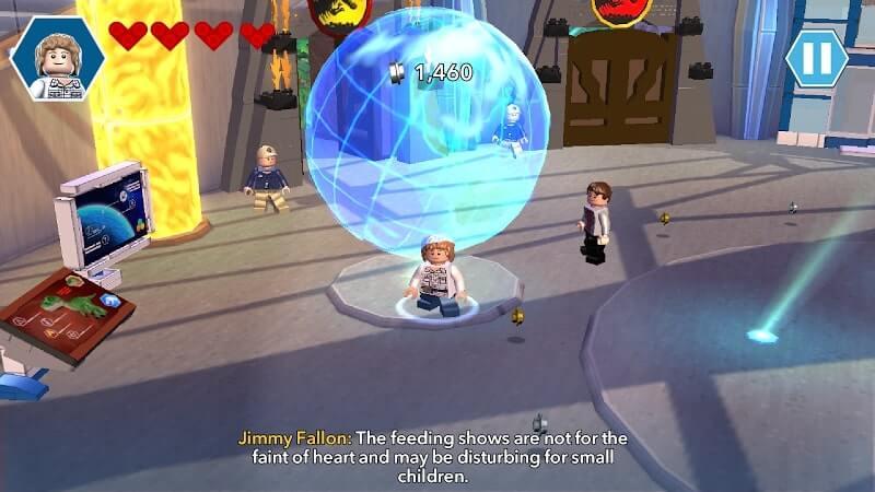 download lego jurassic world apk
