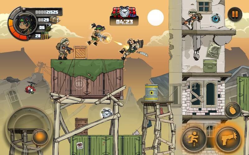 download metal soldiers 3 mod apk