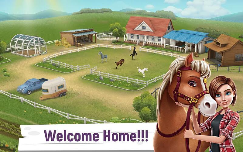 download my horse stories apk