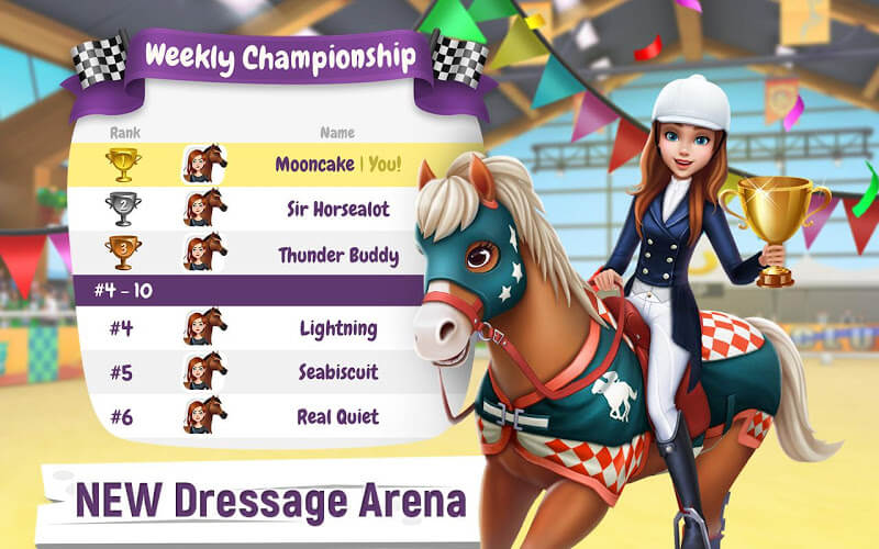 download my horse stories mod apk