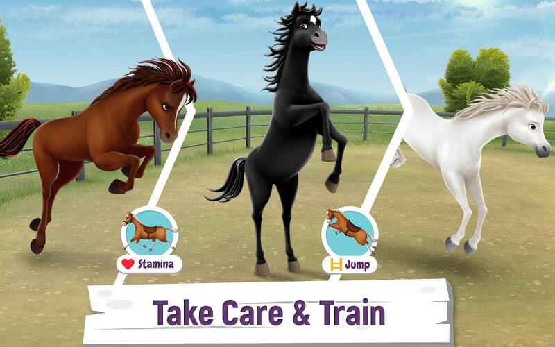 download my horse stories mod money