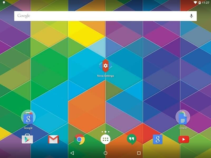 download nova launcher prime mod apk