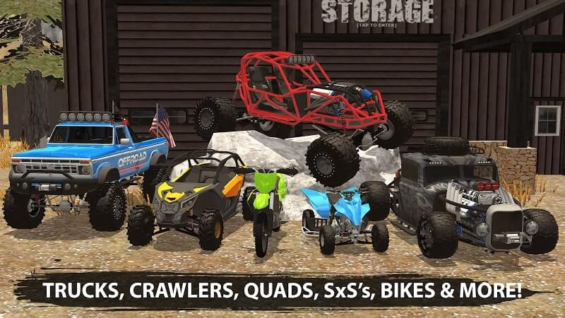 download offroad outlaws mod apk