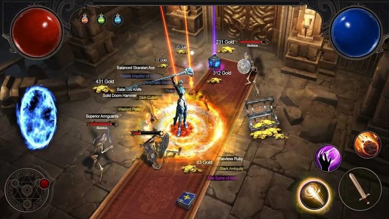 download path of evil immortal hunter apk