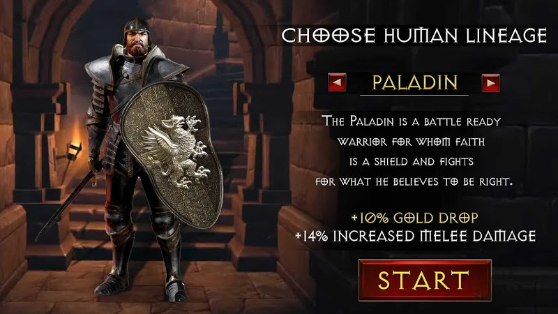 download path of evil immortal hunter mod apk
