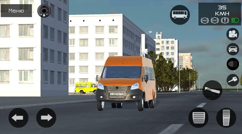 download russiancar simulator apk
