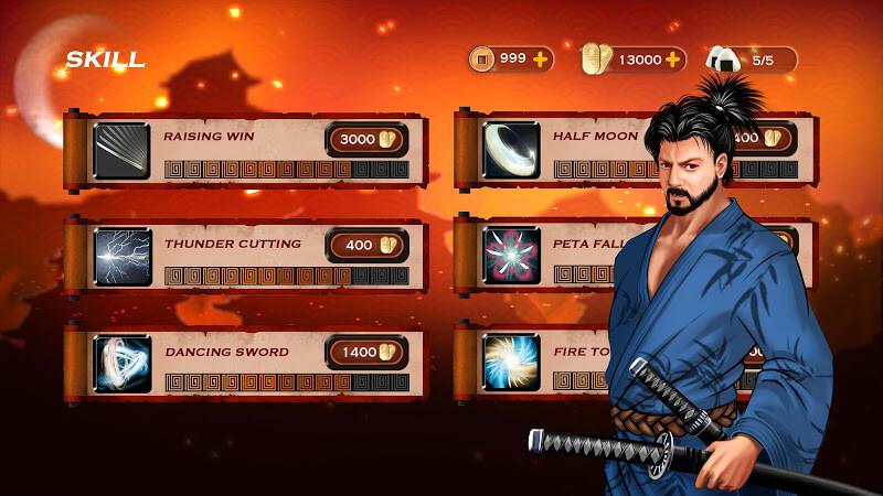 download samurai 3 apk