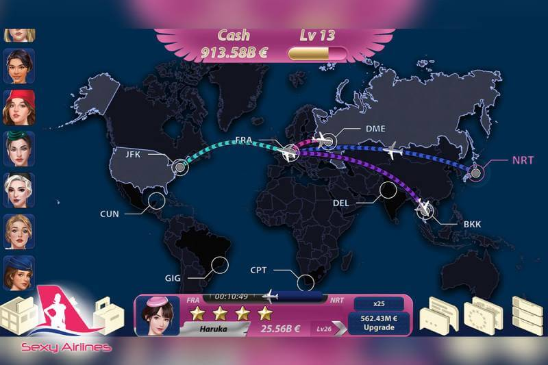 download sexy airlines apk
