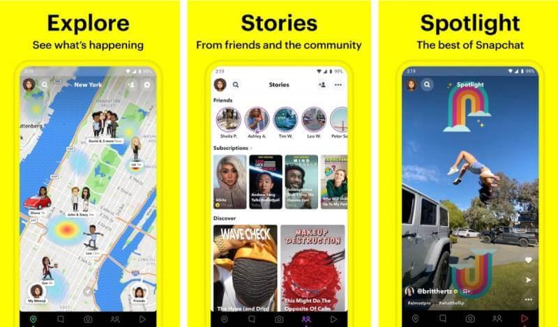 download snapchat mod apk