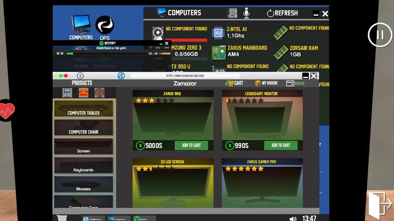 download streamer life simulator mod money