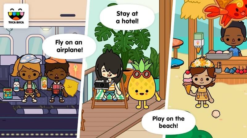 download toca life vacation mod apk
