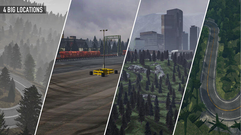 download touge drift racing apk
