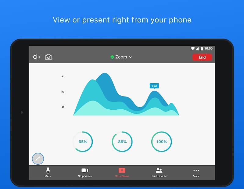 download zoom cloud meetings mod apk