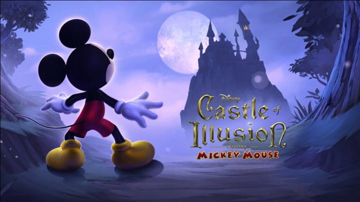 cover castle of illusion