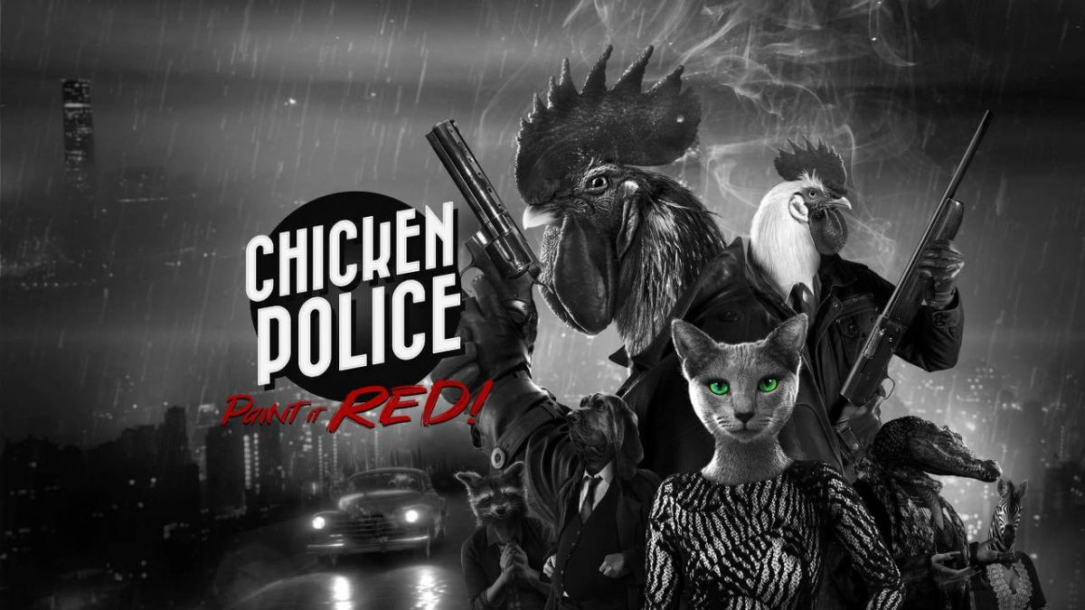 cover chicken police