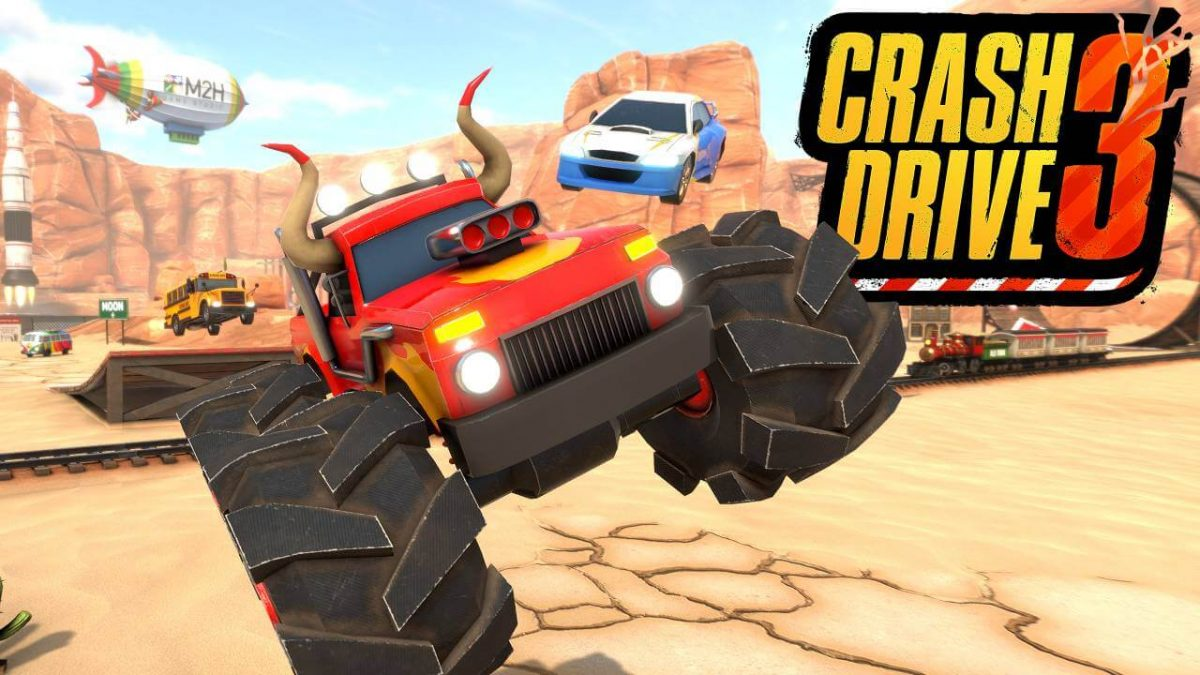 cover crash drive 3