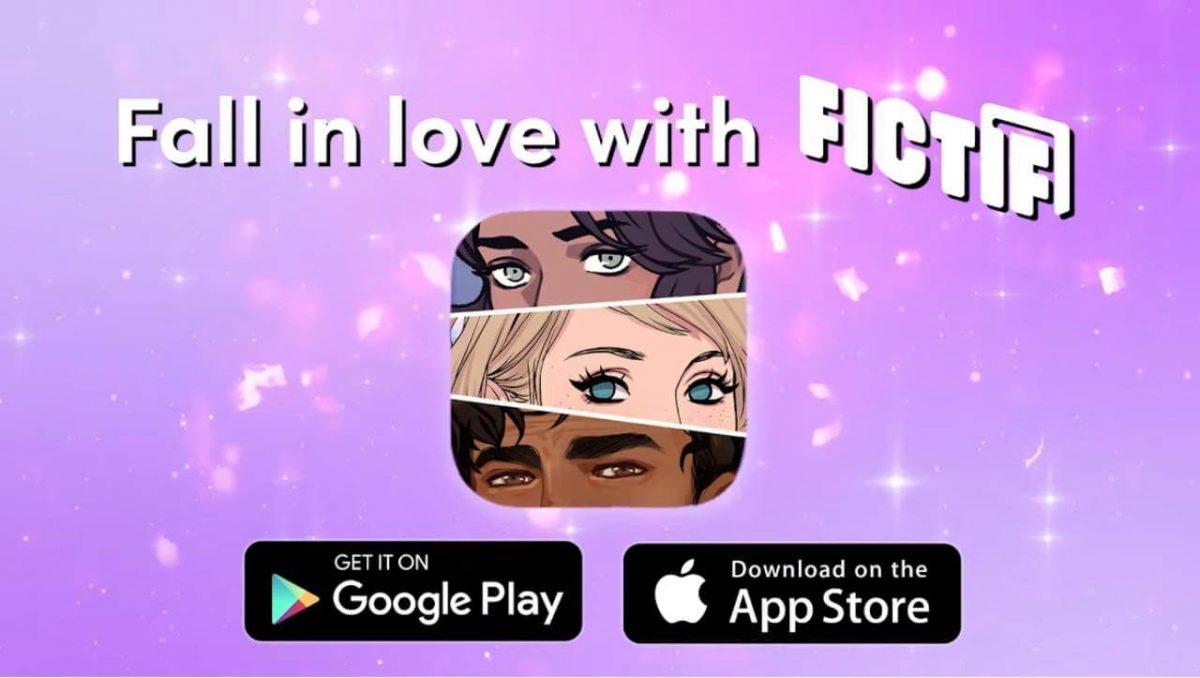 cover fictif interactive romance