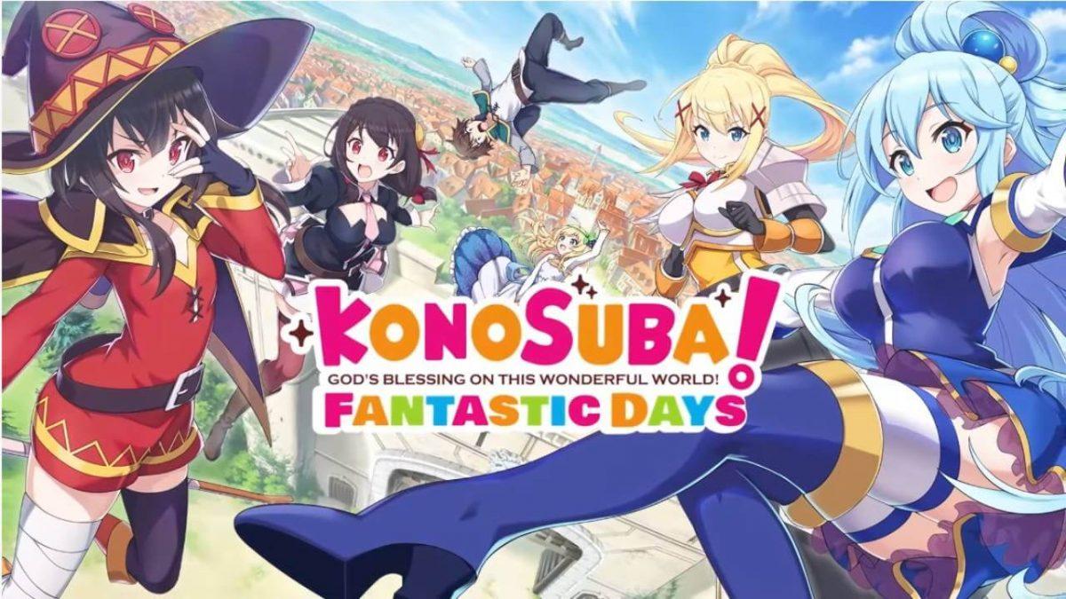 cover konosuba fantastic days