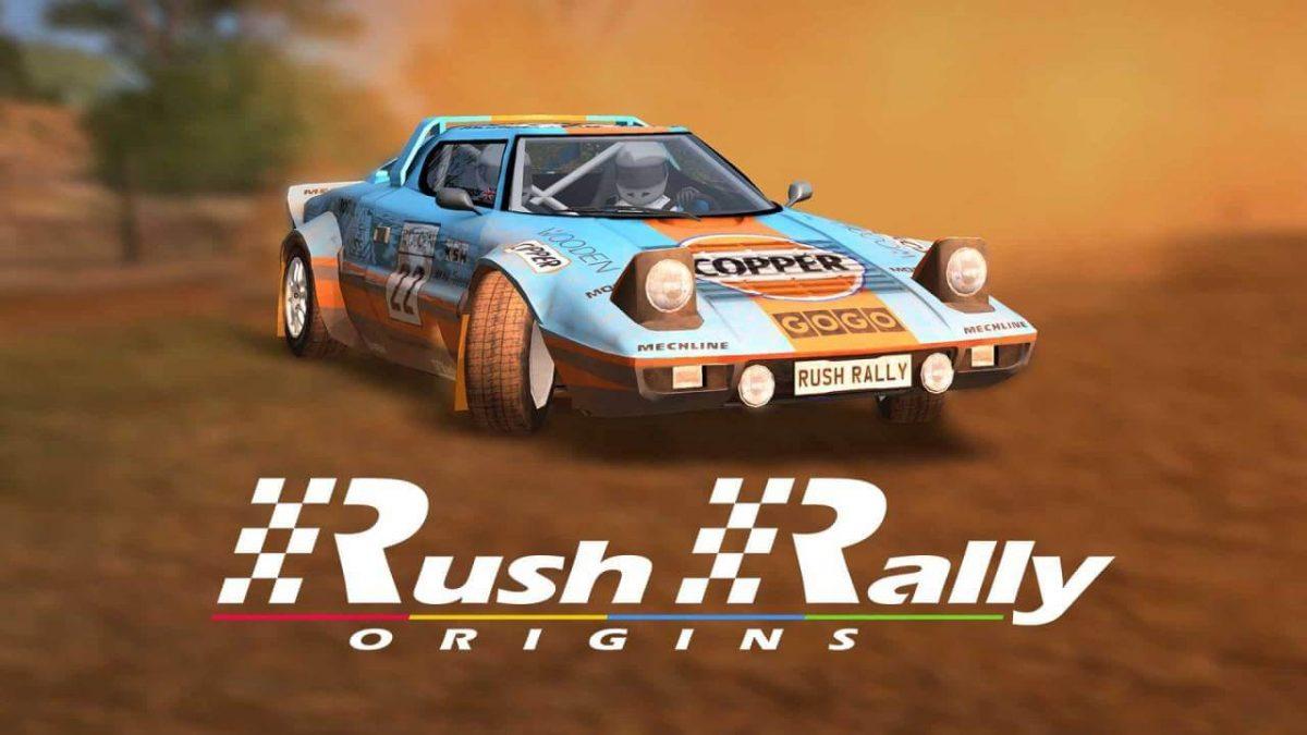 cover rush rally origins
