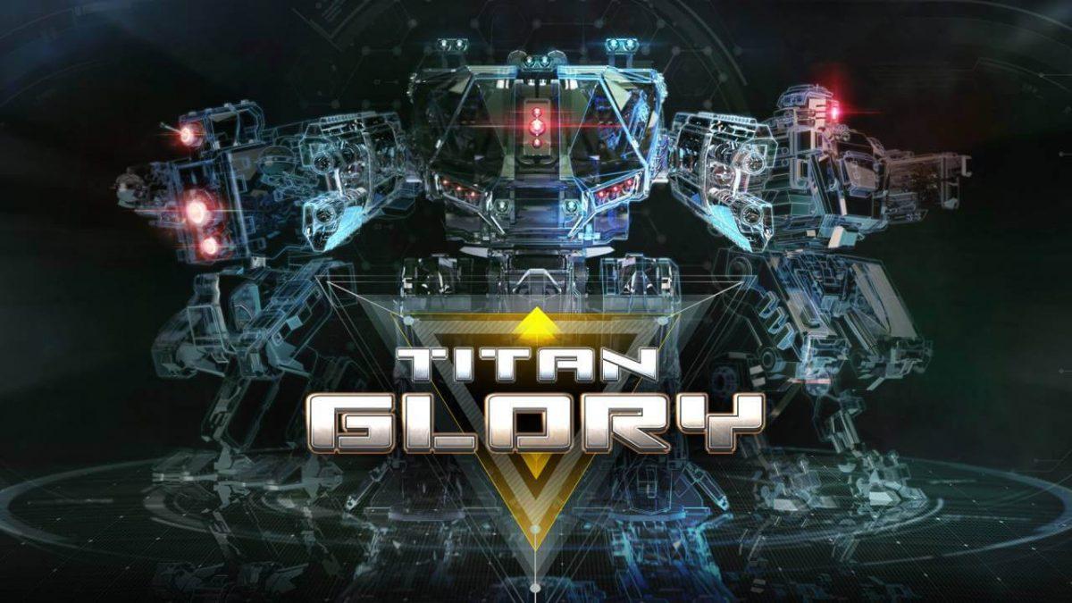 cover titan glory